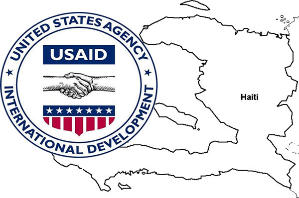 USAID Helping Haiti