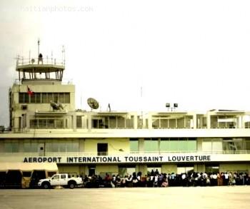 Francois Duvalier International Airport - Toussaint Louverture International Airport