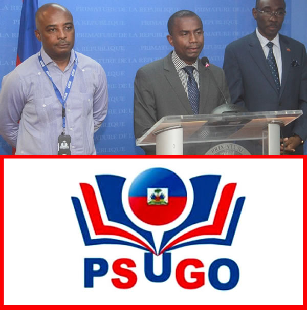 Embezzlement of PSUGO funds, Haiti Education