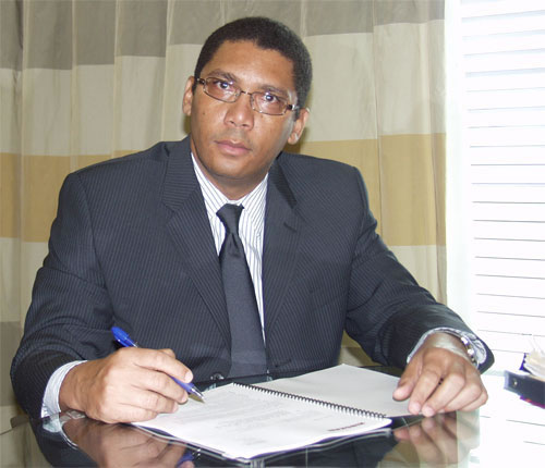 Charles Castel, Haiti Central Bank Governor