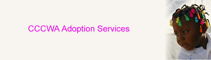 CCCWA Adoption Services