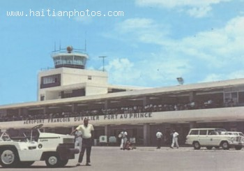 Francois Duvalier International Airport