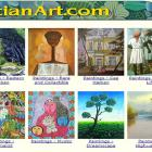 HaitianArt.com Inc., colorful Haitian-inspired art