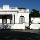 Old Cuban consulate, Villa Paula, haunted house in Little Haiti