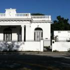 Old Cuban consulate, Villa Paula, haunted house in Little Haiti