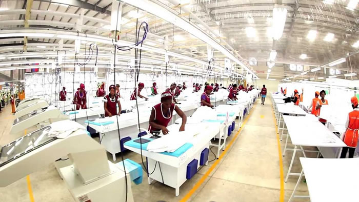 Over 7,000 employees in 2015 at Caracol Industrial Park (PIC)