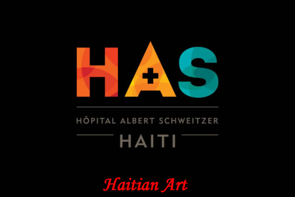The Friends of Hôpital Albert Schweitzer  - Haiti Art