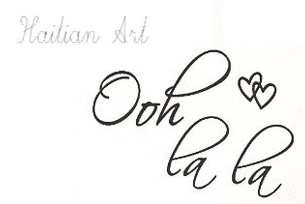 Ok-La-La Haitian Art