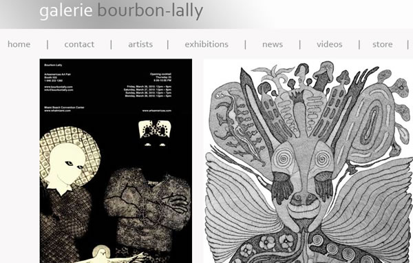 Galerie Bourbon-Lally
