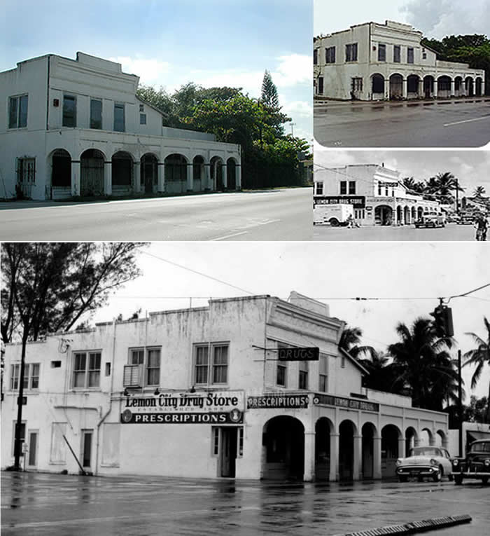 DuPuis Medical Office and Drugstore in Little Haiti