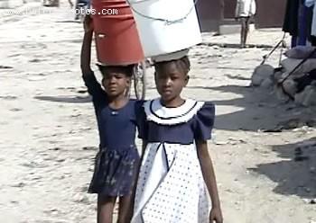 Child Restavec Or Child Labor In Haiti