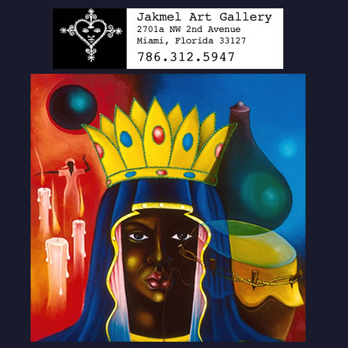Jakmel Art Gallery in Wynwood