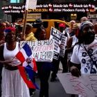 Inhumane treatment Haitians