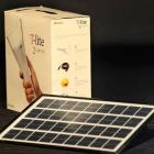 Klere Ayiti or Light Up Haiti solar light kit