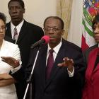 Maxine Waters wants to contribute to Haitian Candidate