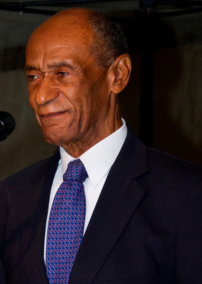 Henri Bazin, former university professor and Haitian minister