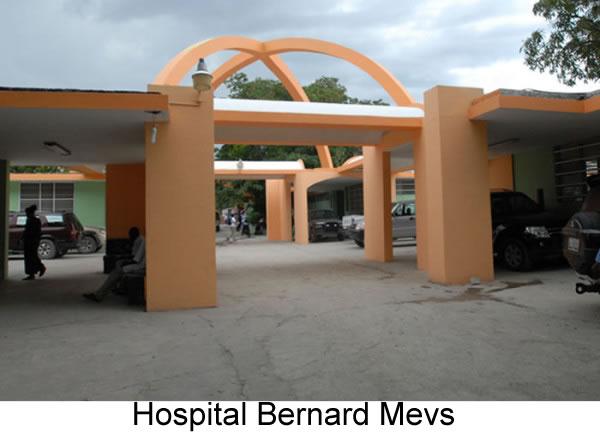 Hospital Bernard Mevs