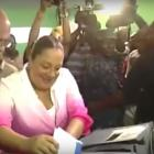 Sophia Martelly voted Election
