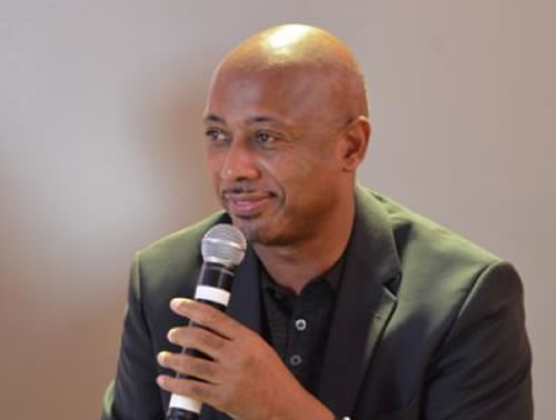 Raoul Peck, son of Port-a-Piment