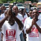 Bouclier accused of disrupting Haiti parliamentary elections