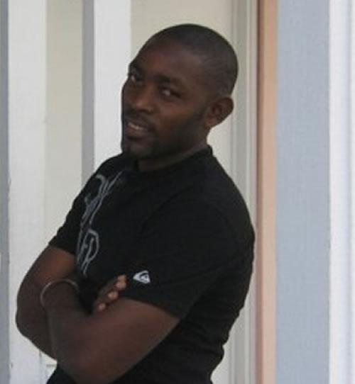 young Haitian entrepreneur, Garius Lonick