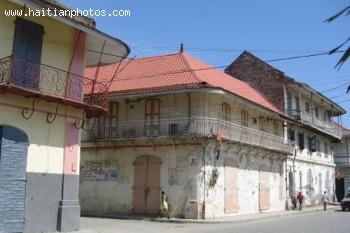 House In Cap- Haitian