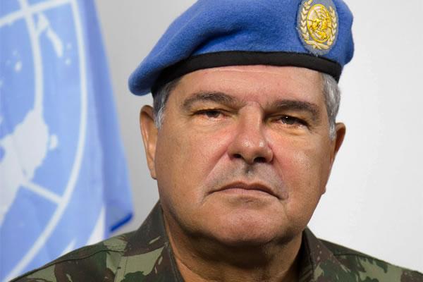 MINUSTAH Lieutenant General Jose Luiz Jaborandy dead