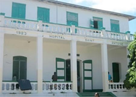 Hospital Sainte-Antoine de Jérémie