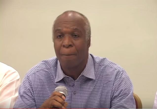 Haiti Presidential CandidateJean Chevalier Sanon