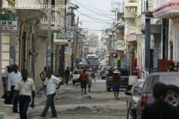 Cap-Haitian City Streets