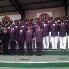 New Haitian soldiers formed by Ecuadorian army