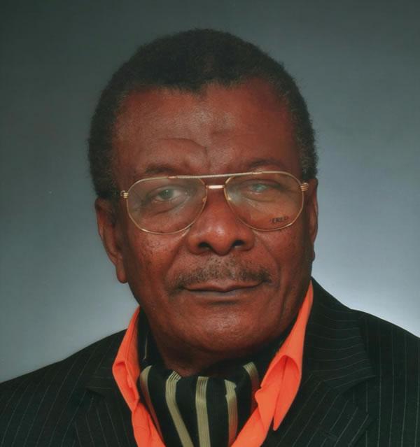 Haiti presidential candidate, Jacques Sampeur