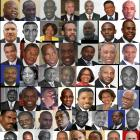 Some of the Candidates for Haiti Presidency in 2015
