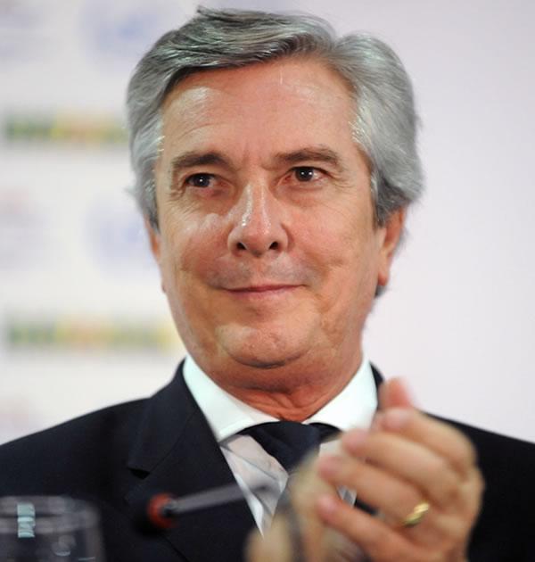 Fernando Vidal de Mello, Brazilian Ambassador to Haiti