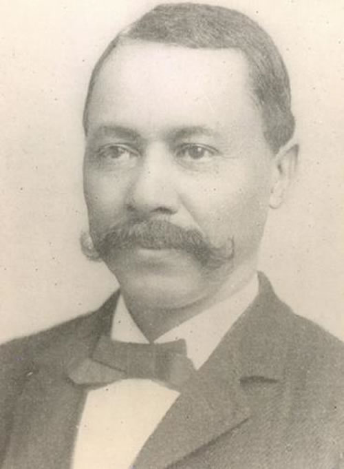 Ebenezer D. Bassett, first African-American ambassador to Haiti