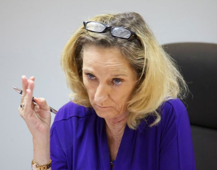 Pamela White, US unfavorable to Haiti transitional government