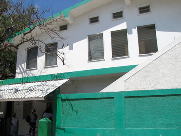 Hospital Claire-Heureuse, Dessalines Haiti