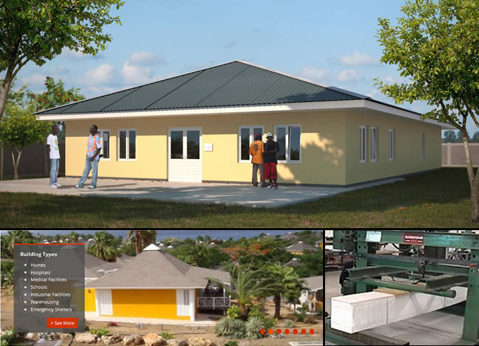 Veerhouse Voda plant opens in Drouillard, Haiti