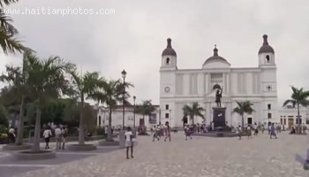New Cathedral Of Cap-Haitian