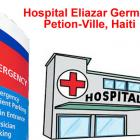 Hospital Eliazar Germain, Petion-Ville