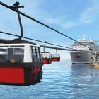 Plan build cable car linking