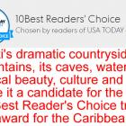 Haiti nominated 10Best Readers' Choice Travel Awards 2015