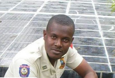 Police Officer wilbert Etienne Killed