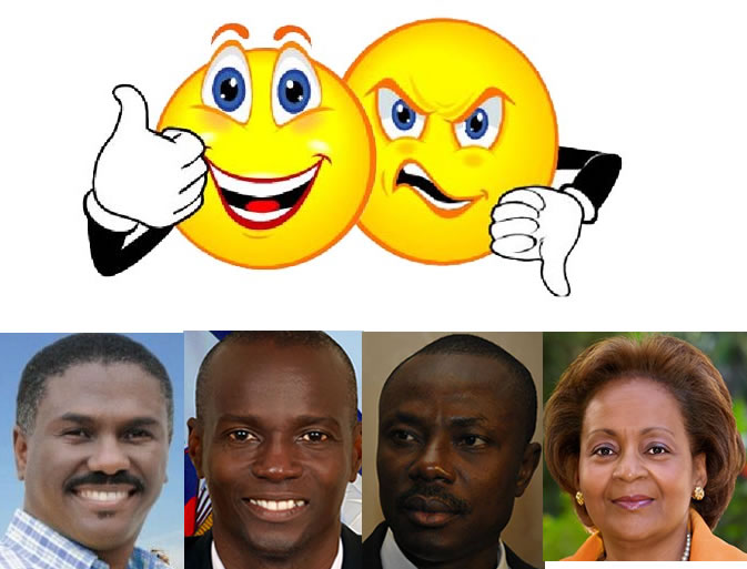 Something smells fishy with Presidential polling in Haiti