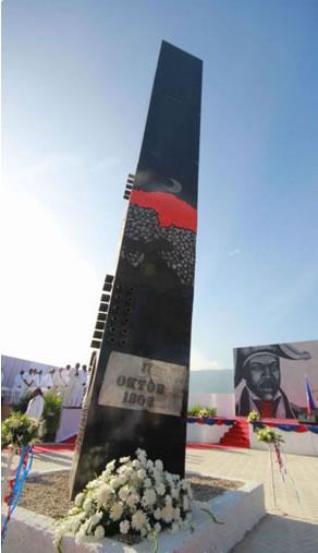 Jean-Jacques Dessalines, AKA Papa Dessalines