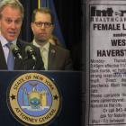 New York Attorney General getting into the No Haitians Ad