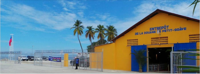 Renovating work completed at Port of Petit Goave