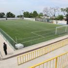 Community Centre Canapé Vert - Soccer Field