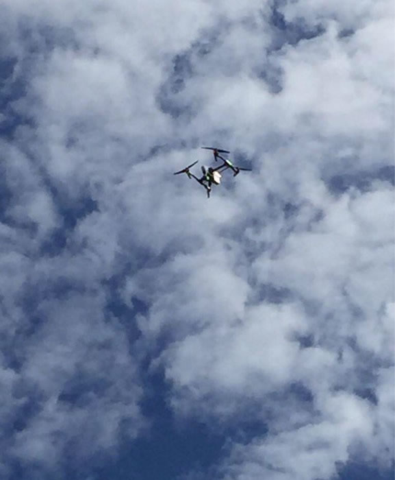 Drones Surveillance spotted in Haiti sky for Election