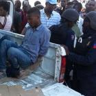Arrests made by Haitian Police during Election Day